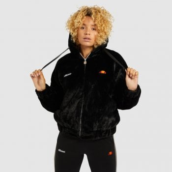 Ellesse Giovanna Jacket Black