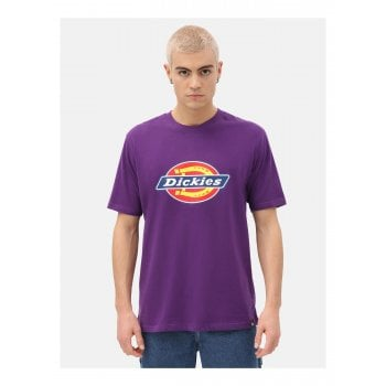 Dickies Horseshoe T shirt Deep Purple