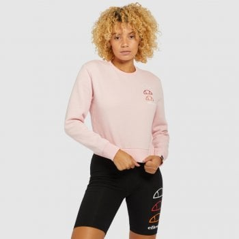 Ellesse Glenato Sweatshirt Light Pink