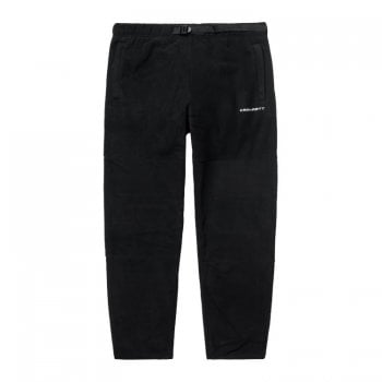 Carhartt Wip Beaumont Sweat Pant in Black/wax