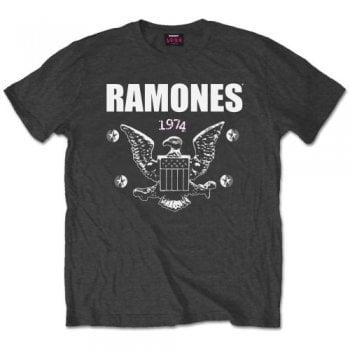 Rock Off Ramones 1974 Eagle Black