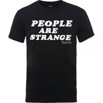 Rock Off The Doors People Are Strange Black