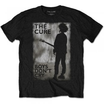 Rock Off The Cure Boys Dont Cry Black