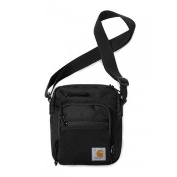 Carhartt Wip Delta Strap Bag in Black
