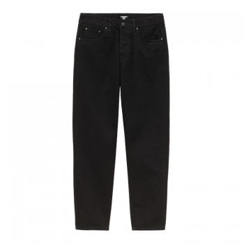 Carhartt Wip Newel Pant in Blue Rinsed organic Maitland denim