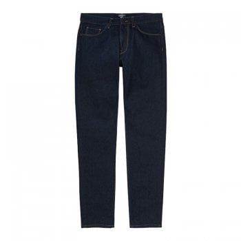 Carhartt Wip Vicious Pant jeans Blue Rinsed 13.5 oz organic Maitland denim