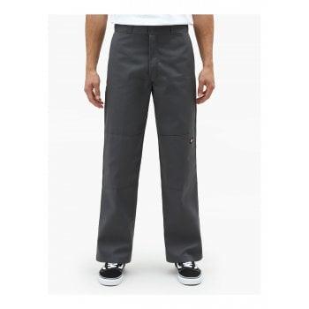 Dickies 852 double knee work pants in Charcoal