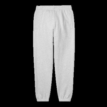 Carhartt Wip Pocket Sweat Pants in Ash Heather Grey