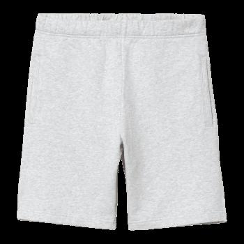 Carhartt Wip Pocket Sweat Shorts in Ash Heather Grey