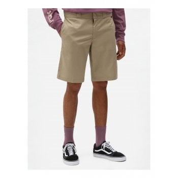 Dickies Slim/straight Flex Short Khaki