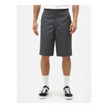 Dickies 13in Mlt Pkt W/st Short Charcoal