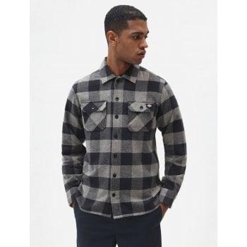 Dickies New Sacramento Shirt Grey Melange
