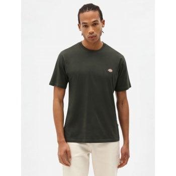 Dickies Mapleton T Shirt Olive Green