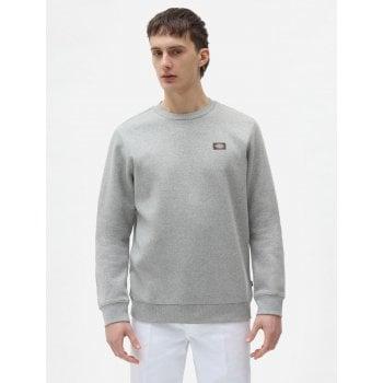 Dickies Oakport Sweatshirt Grey Melange