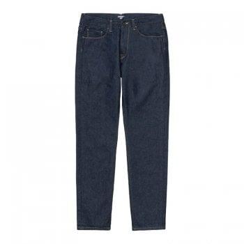 Carhartt Wip Vicious Pants in Blue One Wash 13.5oz Maitland organic denim