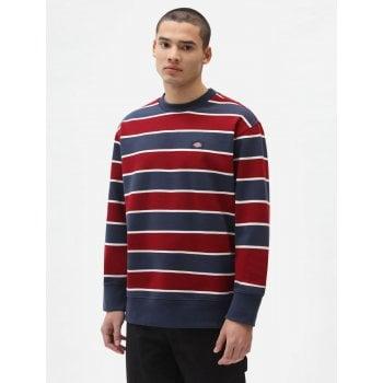 Dickies Oakhaven Sweatshirt Navy Blue