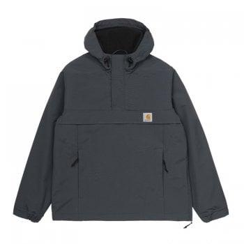 Carhartt Wip Nimbus Pullover in Blacksmith Grey