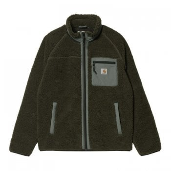 Carhartt Wip Prentis Liner in Cypress and Thyme Green