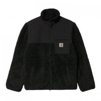 Carhartt Wip Jackson Sweat Jacket in Black