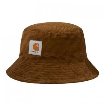 Carhartt Wip Cord Bucket Hat in Tawny Brown