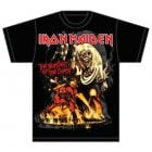 Rock Off Iron Maiden Number Of The Beast Black