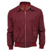 Resurrection Harrington Jacket Wine