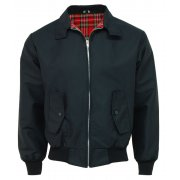 Resurrection Harrington Jacket Black