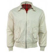 Resurrection Harrington Jacket Beige
