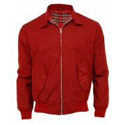 Resurrection Harrington Jacket Red