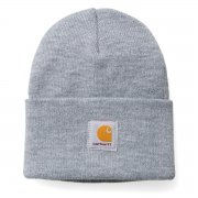 Carhartt WIP Carhartt Acrylic Watch Hat Grey Heather