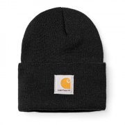 Carhartt WIP Carhartt Acrylic Watch Hat Black