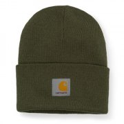 Carhartt WIP Carhartt Acrylic Watch Hat Cypress green