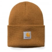 Carhartt WIP Carhartt Acrylic Watch Hat Hamilton Brown