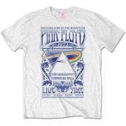 Rock Off Carnegie Hall T-shirt White