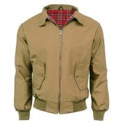 Resurrection Harrington Jacket Camel