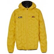 Ellesse Stannetti Padded Jacket Yellow
