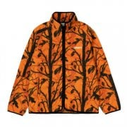Carhartt Wip Beaufort Jacket Camo Tree Orange/Reflective grey