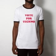 Wasted Heroes Vote For Techno White