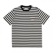 Carhartt Wip S/s Scotty Pocket Tshirt Black/wax