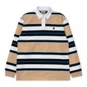 Carhartt Wip L/s Morgan Polo Hull