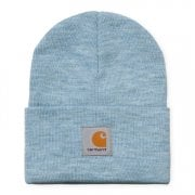 Carhartt Wip Acrylic Watch Hat Frosted Blue Heather