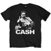 Rock Off Johnny Cash Black