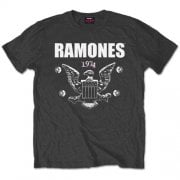 Rock Off Ramones 1974 Eagle Black