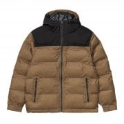 Carhartt Wip Larsen Jacket Hamilton Brown/black