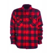 Dickies Lansdale Shirt jacket in Red
