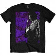 Rock Off Purple Haze Original Hendrix Black