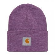 Carhartt Wip Acrylic Watch Hat in Aster Heather