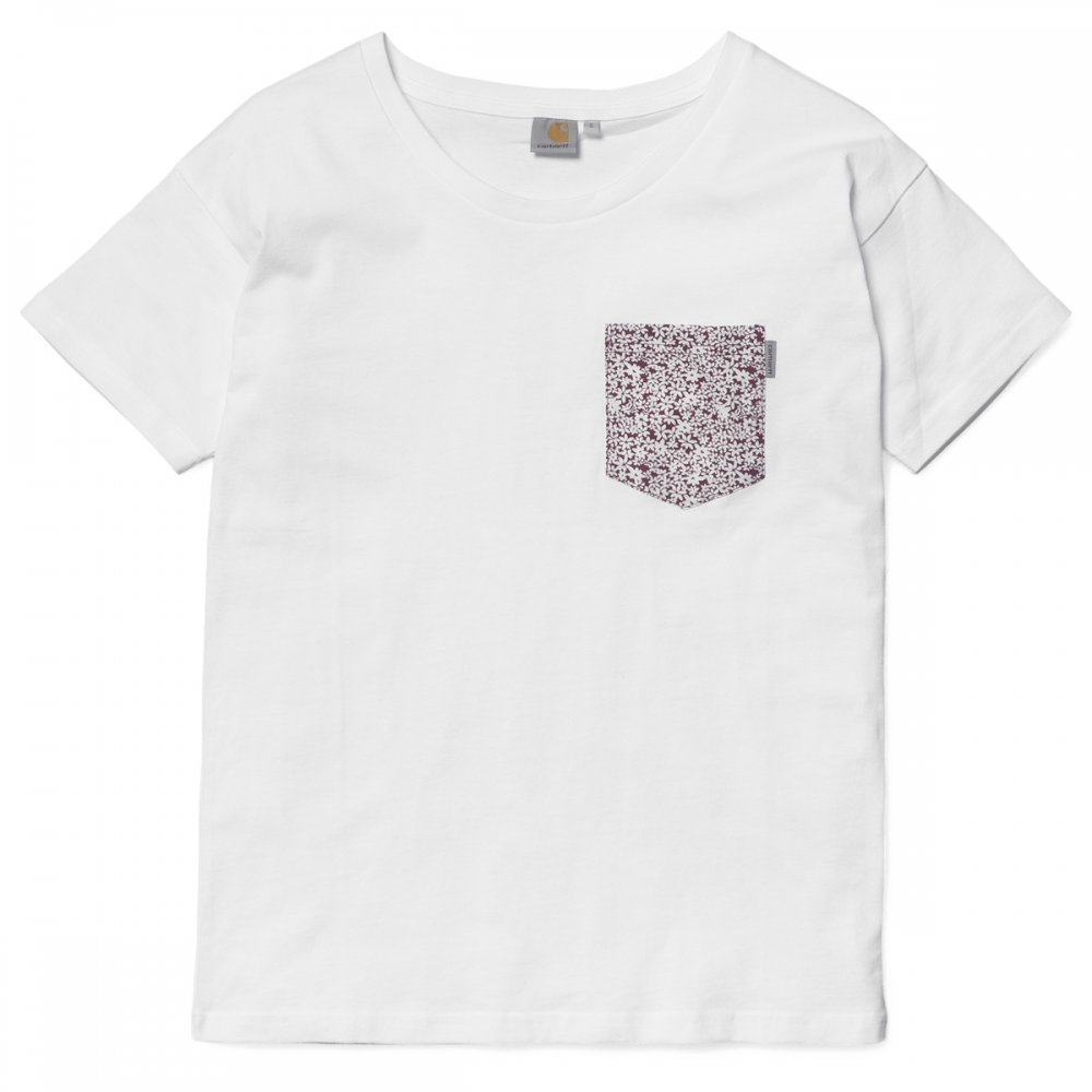 White RRP £30.00 Carhartt Pocket Tee