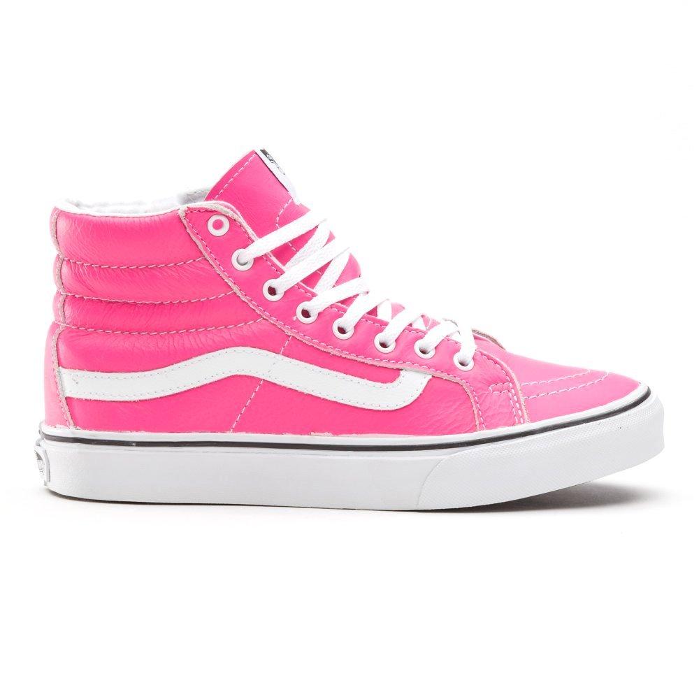 Sk8 Hi Vans Neon Pink